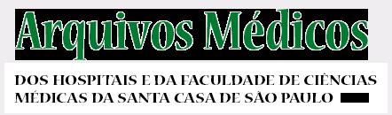 Arquivos Médicos dos Hospitais e da Faculdade de Ciências Médicas da Santa Casa de São Paulo